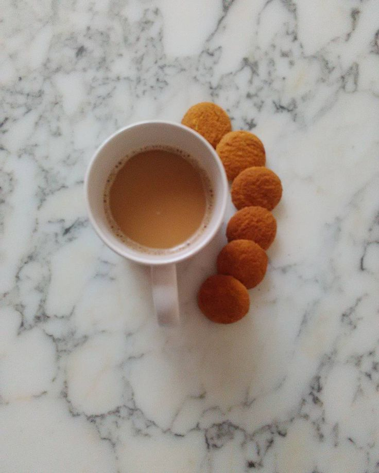 Coffee + Biscuits.