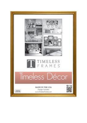 timeless frames gold astor gold 18x24 frame online only