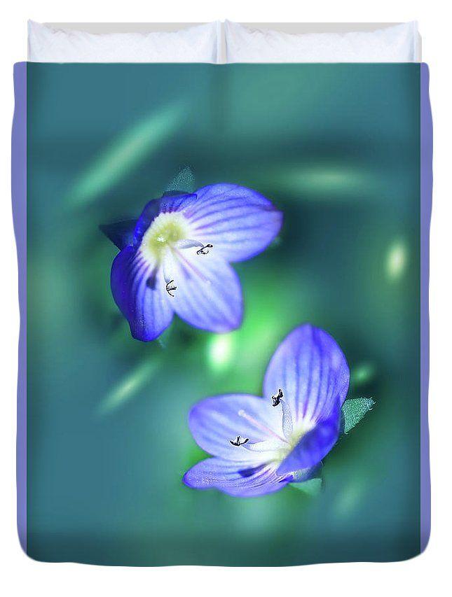Dance Of Flowers Duvet Cover by Larysa Koryakina #HomeIdeas #LarysaKoryakinaFineArtPhotography #DuvetCover #BedroomIdeas #ArtForHome #interiordesing #artforsale #cover #bed #bedroom
