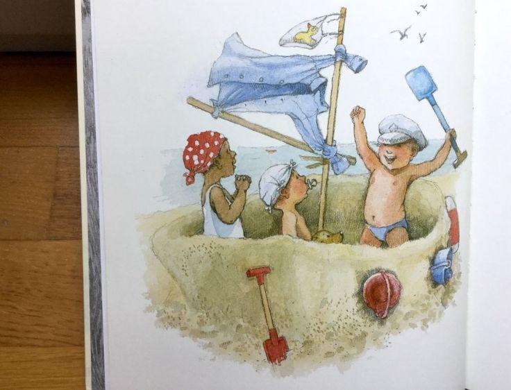 Bently Oxenbury, Tre piccoli pirati, Mondadori http://www.scaffalebasso.it/bently-oxenbury-tre-piccoli-pirati/