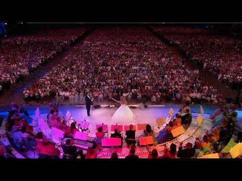 André Rieu - Over The Rainbow - YouTube