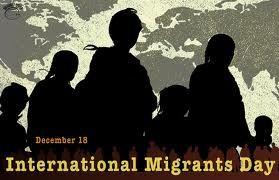 December 18 - International Migrants Day