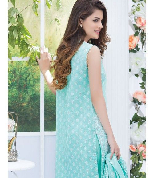 Alkaram Two Piece Embroidered Lawn Collection 2016 5A