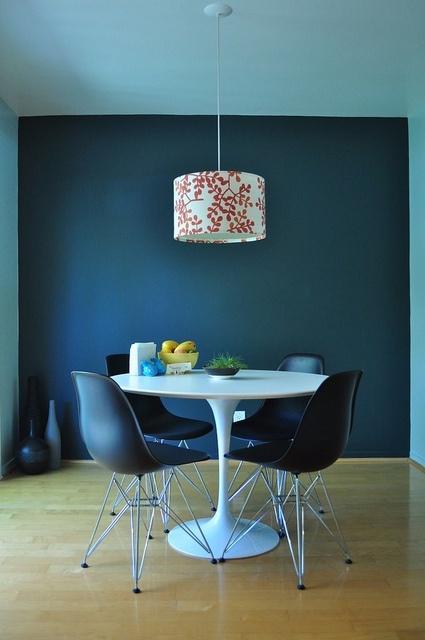 benjamin moore gentleman 39 s gray behind tv house. Black Bedroom Furniture Sets. Home Design Ideas
