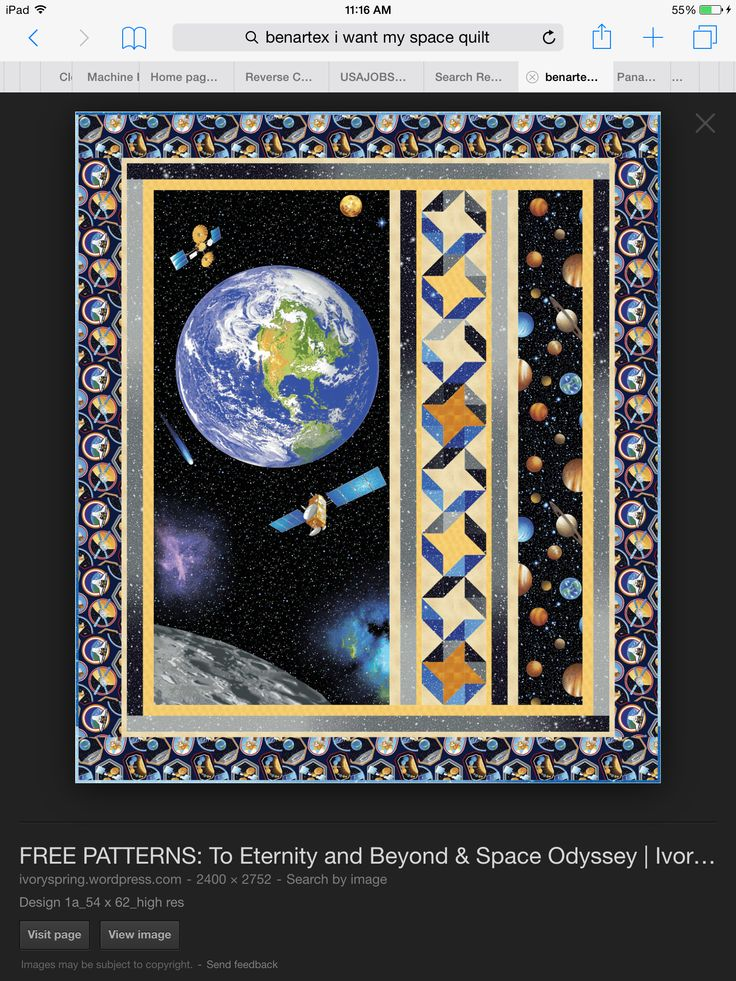 17 best images about space quilts and ideas for on for Solar system quilt pattern