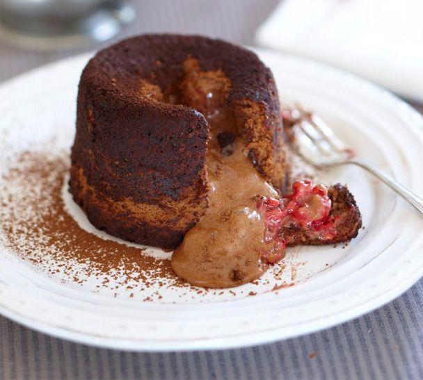 Annabel Langbein Chocolate Lava Cake