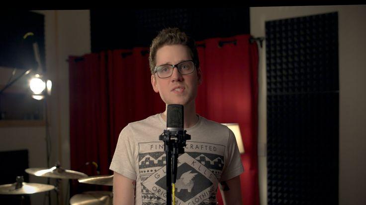 """Maps"" - Maroon 5 (Alex Goot Cover)"