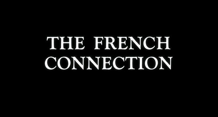 The French Connection Blu-ray - Gene Hackman Roy Scheider