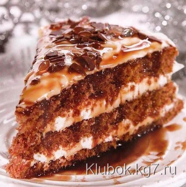 Необыкновенно вкусный торт | Клубок