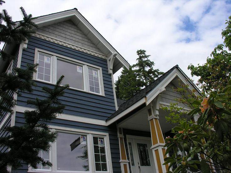 Vancouver, British Columbia. Major renovation