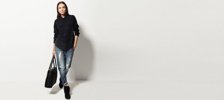 Koszula Alania - Koszule - Kolekcja damska – Diverse