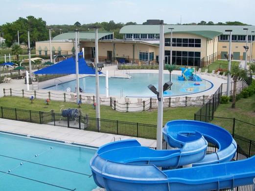 New Port Richey Recreation And Aquatic Center Florida