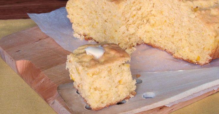 Come preparare in casa il cornbread, pane di mais tipico della festa del Ringraziamento (Thanksgiving) ricetta americana anche senza glutine