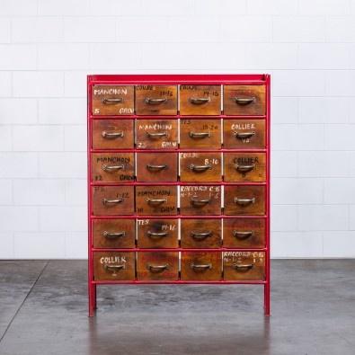 jorma chest of drawers {retro jan}