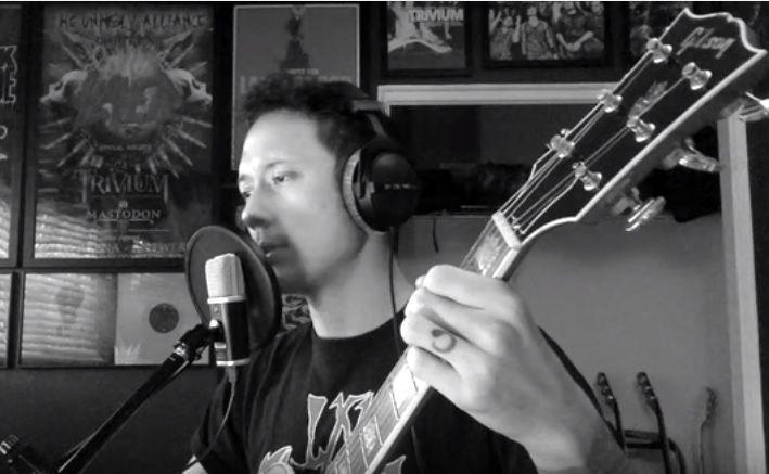 Alterock | Watch TRIVIUM Singer Matt Heafy Cover Blink-182's 1997′ Hit 'Dammit'