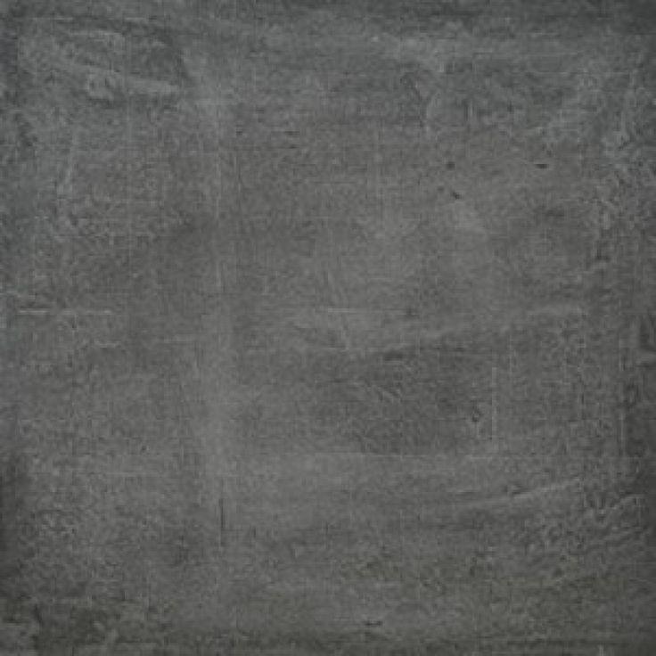 Donker Grijs / Antraciet Beton Look 60x60 ( MAT ) Landelijk Woonkamer / Keuken / Badkamer Tegel
