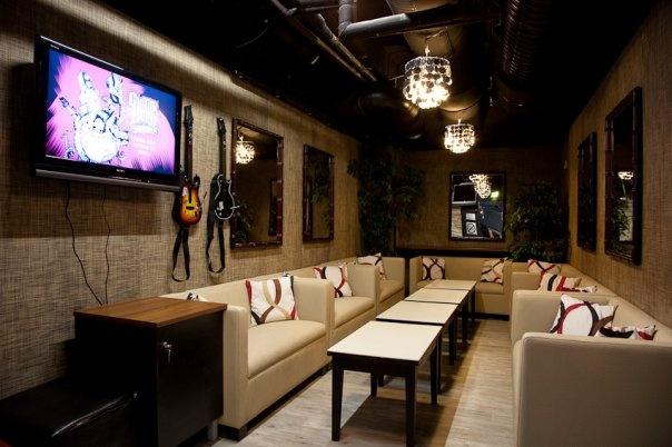 VIP room at Ilves nightclub ;)