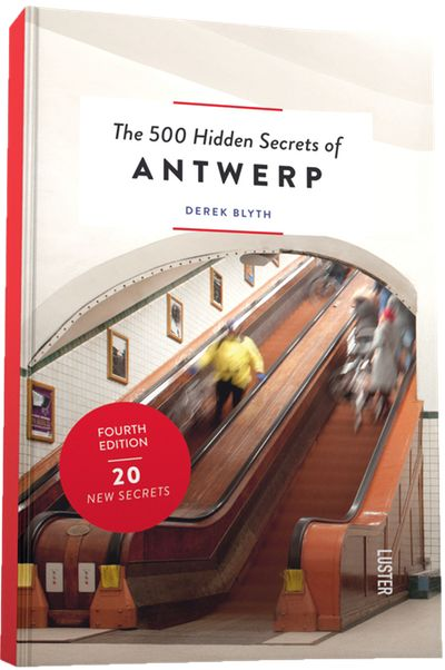 'The 500 Hidden Secrets of Antwerp' is a guide to the most beautiful and interesting places in Belgium's port city. From Chinatown to the docks of 'het Eilandje', from the historic centre to the bustling art and bar scene of 'het Zuid', this guide will help you to explore Antwerp and discover its soul.
