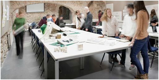 IE University (Madrid, Spain) to Launch New Master in Workspace Design Program, showing how important workplace is becoming for architects. Now to link it to green building design is the next task!