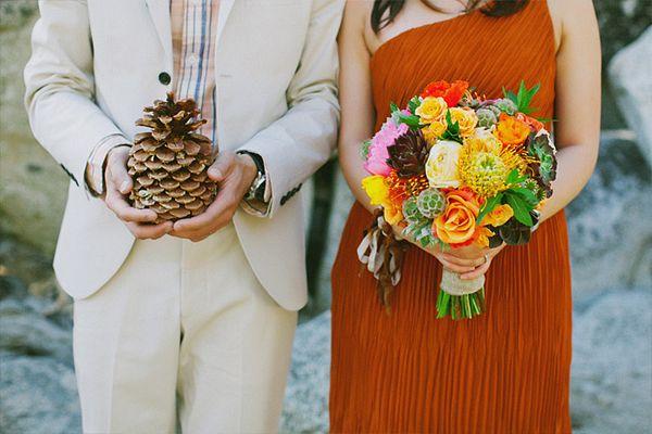 Hochzeit Herbst Ideen | Friedatheres