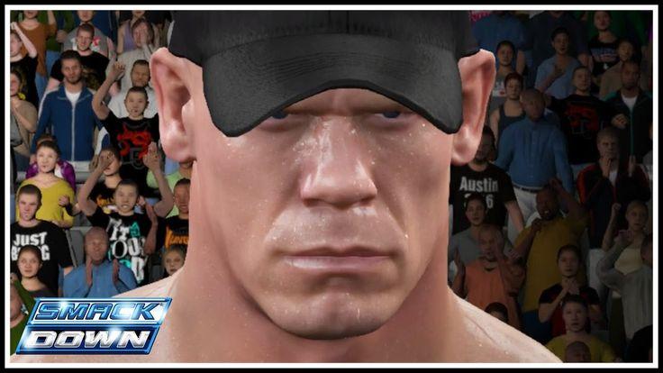 JOHN CENA HEEL ENTRANCE! (WWE 2K16 Universe Mode)   THE101 ...