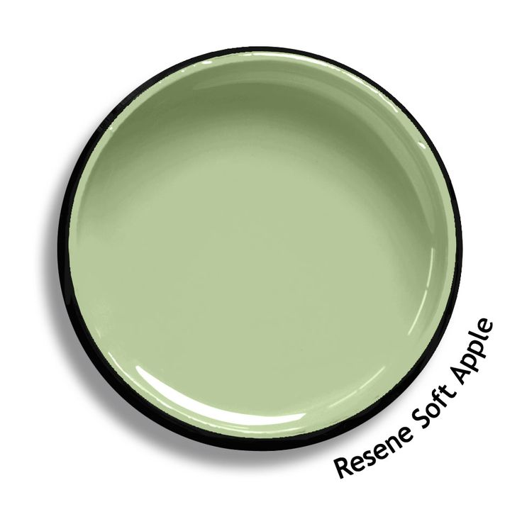 Resene Soft Apple is a pale salad green, full of abundance and health. From the Resene Heritage colours collection. Try a Resene testpot or view a physical sample at your Resene ColorShop or Reseller before making your final colour choice. www.resene.co.nz