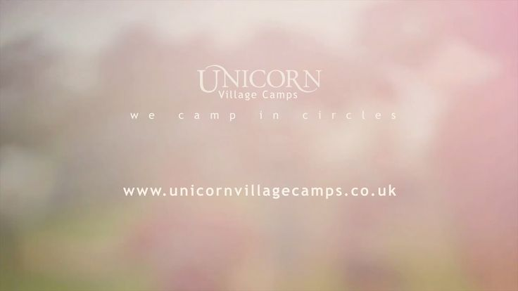 """""""We Camp in Circles"""": UNICORN VILLAGE CAMPS"""