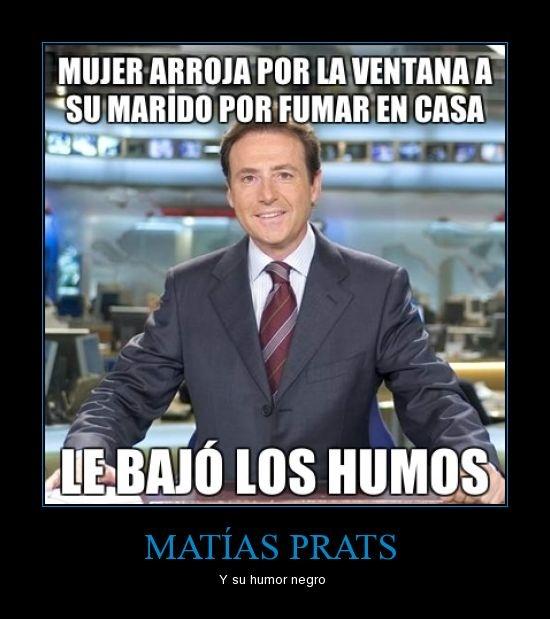 MATÍAS PRATS - Y su humor negro