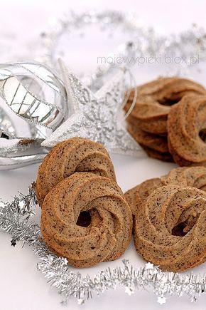 Spritzgebäck - niemieckie kruche ciasteczka świąteczne