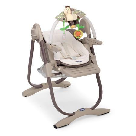 Chicco Стульчик Polly Magic  — 12869р. ------------------------- Стульчик-трансформер из серии Polly Magic цвета какао меняется вместе с ребёнком для того чтобы соответствовать его потребностям. Он может быть и стульчиком для младенцев с забавными и развивающими игрушками, и стульчиком для кормления с большим подносом и регулируемой спинкой для отдыха после приёма пищи. Когда ребёнок совсем подрастёт поднос можно убрать и подставить его к столу как обычный стул..