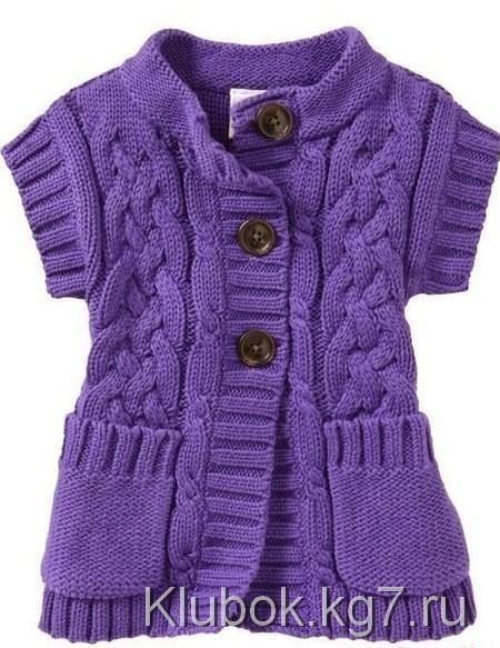 Пуловер для мальчика | Клубок