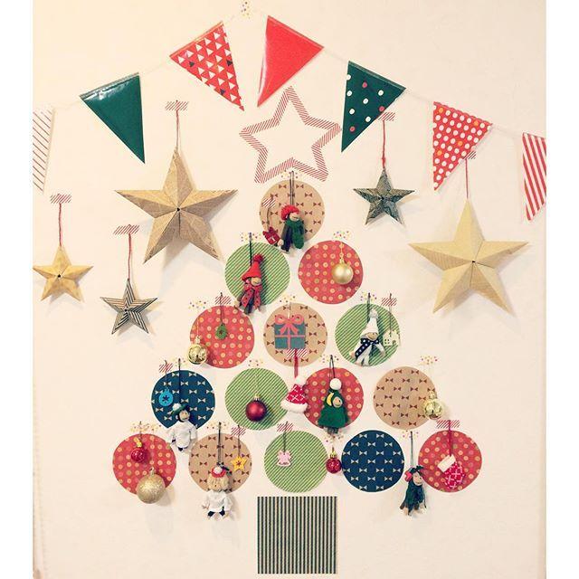 この画像は「100均折り紙で作る!立体的な星「バーンスター」を部屋に飾ると超おしゃれ!」のまとめの45枚目の画像です