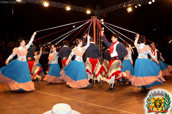 Danças gauchas -