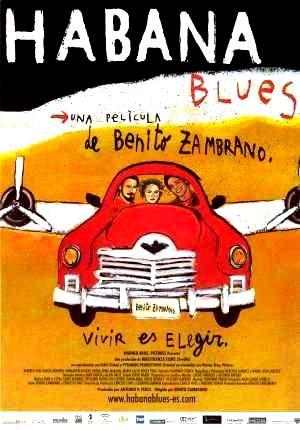 Habana blues (2005) España. Dir.: Benito Zambrano. Drama. Música. Migración - DVD CINE 1518