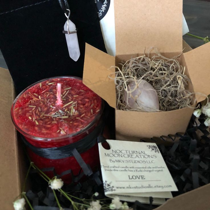 Love candle love spell kit red love candle soulmate