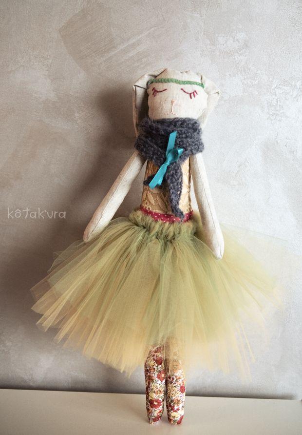 Kotakura bunny ballerina