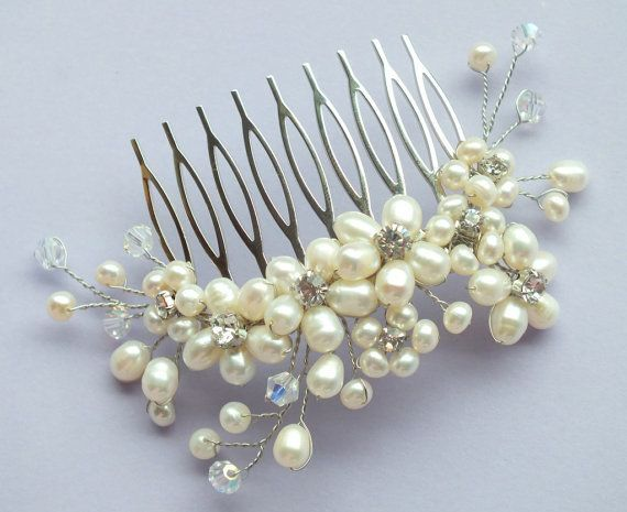 435 best diy hair comb images on pinterest hair combs hair dos beaded hair combs diy beaded hair comb tutorial wedding hair comb tutorial solutioingenieria Image collections