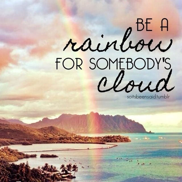 Rainbow Quotes For Motivation At Work: Life Quote About Transforming And Being You #catepillars
