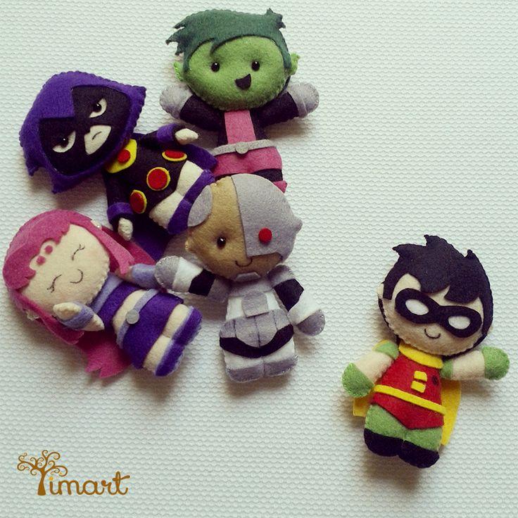 Apostila Jovens Titans Pocket. Adquira a sua na loja oficial (clique em visitar ou acesse www.timart.com.br)