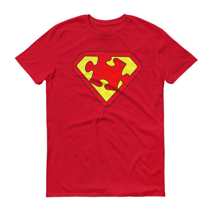 Autism Superhero Shirt - Cool Autism Awareness Product Gift