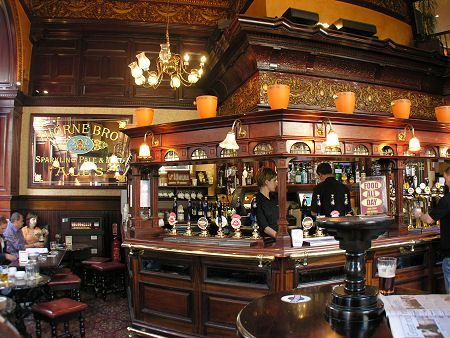 A proper old fashioned pub - with great ales and even ...