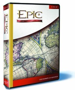 Epic: A Journey Through Church History, 20-Part Study (10 DVDs) Steve Weidenkopf (Actor), Ascension Press (Director) | Price:$299.95 & FREE Shipping. Temporarily out of stock. Order now and we'll deliver when available. We'll e-mail you with an estimated delivery date as soon as we have more information. Your account will only be charged when we ship the item. Ships from and sold by Amazon.com. Gift-wrap available. 5 new from $198.