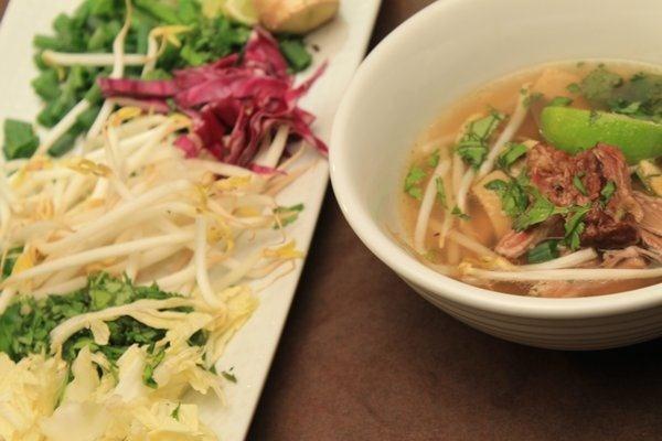 Crock pot Pho noodle soup | Crock Pot Recipes | Pinterest