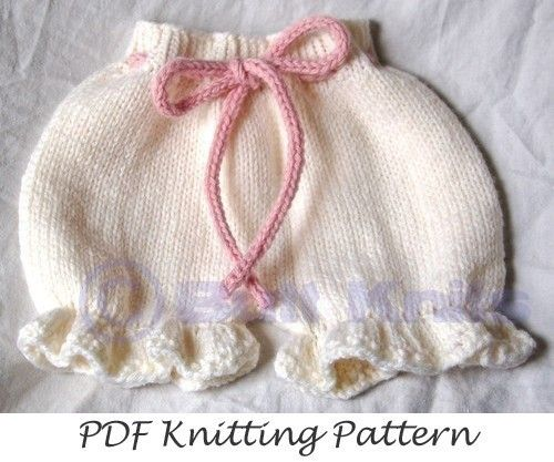 Also from APerryPatterns on Etsy. I really want to try these and to be able to make my own with this pattern would be amazing. These are wool soakers. They are outfit and diaper cover all wrapped into one! For only $4.99 with no shipping as it is PDF.