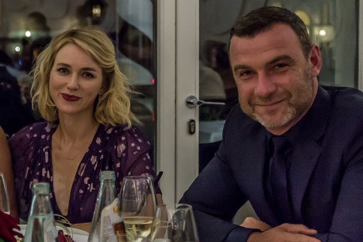 Dinner for The Bleeder - Naomi Watts and Liev Schreiber #SINACenturionPalace #Venezia73