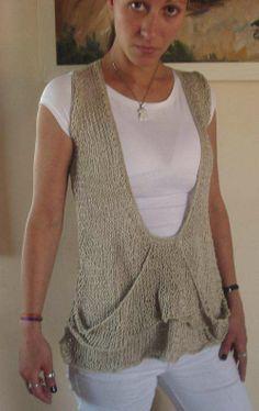 Resultado de imagen para ropa artesanal con cuero y lana