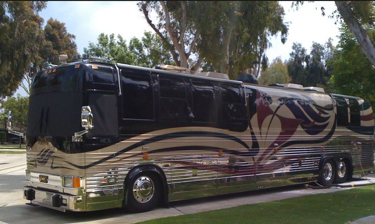 Prevost Luxury Coach The Luxury Motorcoach Pinterest
