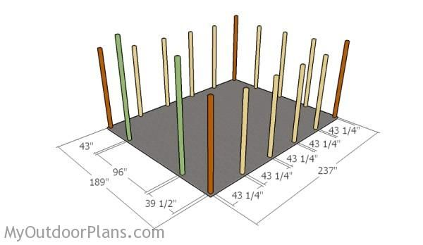 Free Pole Barn Plans Free Outdoor Plans Diy Shed