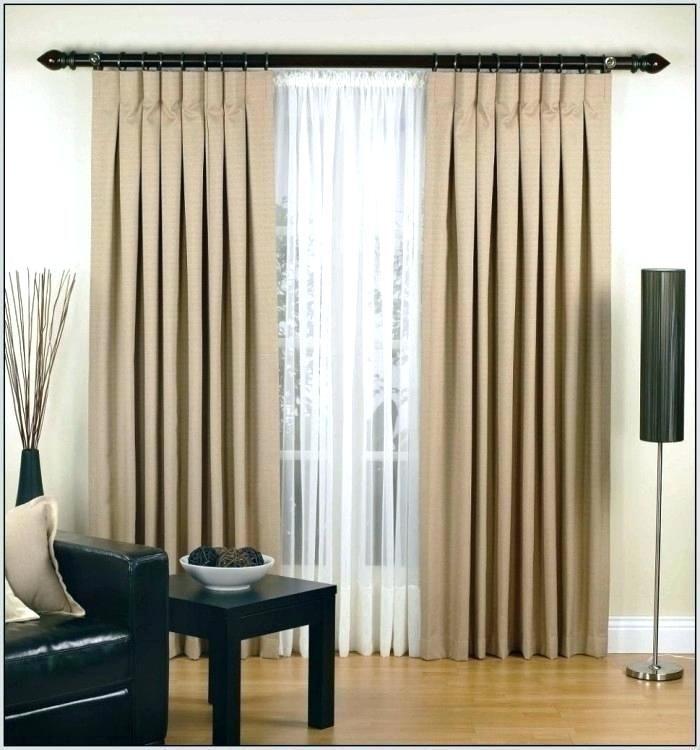 144 Inch Double Curtain Rod Walmart Rods Es S Kitchen Design