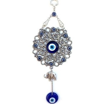 Evil Eye Amulet for Office or Home